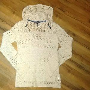 Derek heart sweater